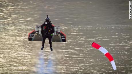 A jetpack company just reached a major milestone in our quest to fly like Iron Man