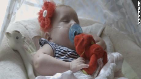 Google Cardboard saved their baby's life