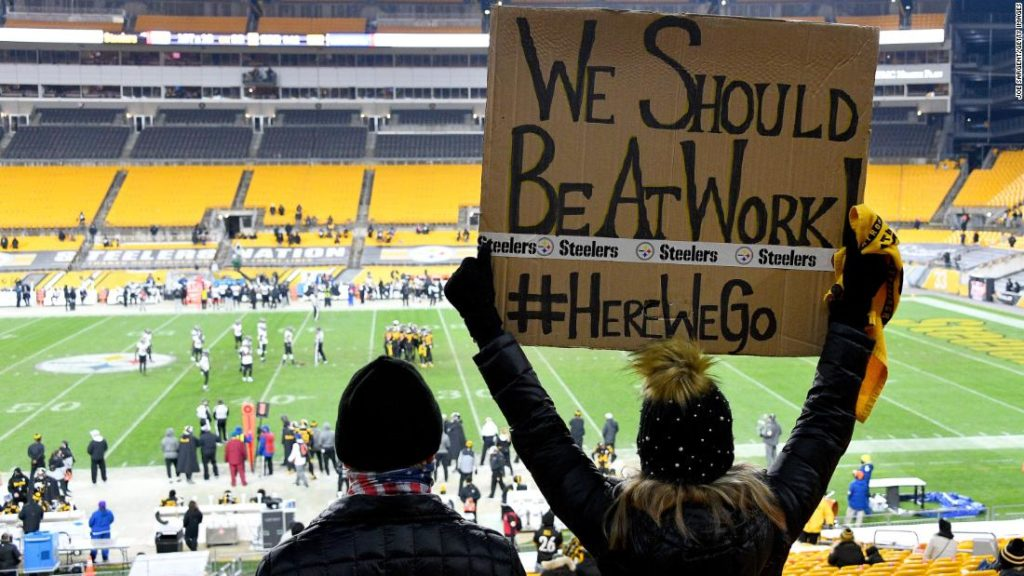Covid-19 threatens to derail NFL's path to the Super Bowl