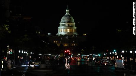 Talks continue in Congress on government funding and Covid relief