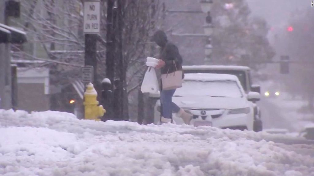 First nor'easter of the season could turn into a 'bomb cyclone' in New England