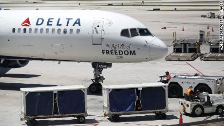Delta's on-board emergency medical kits will now include a powerful overdose-reversal drug