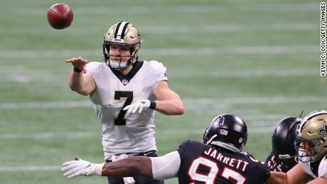 The Swiss Army Knife quarterback Taysom Hill has secured two wins in two games as starter with Drew Brees out injured.