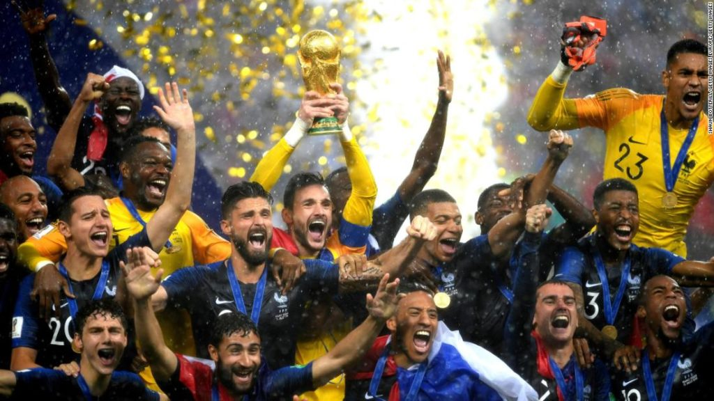 FIFA World Cup: European teams discover their qualifying groups for Qatar 2022