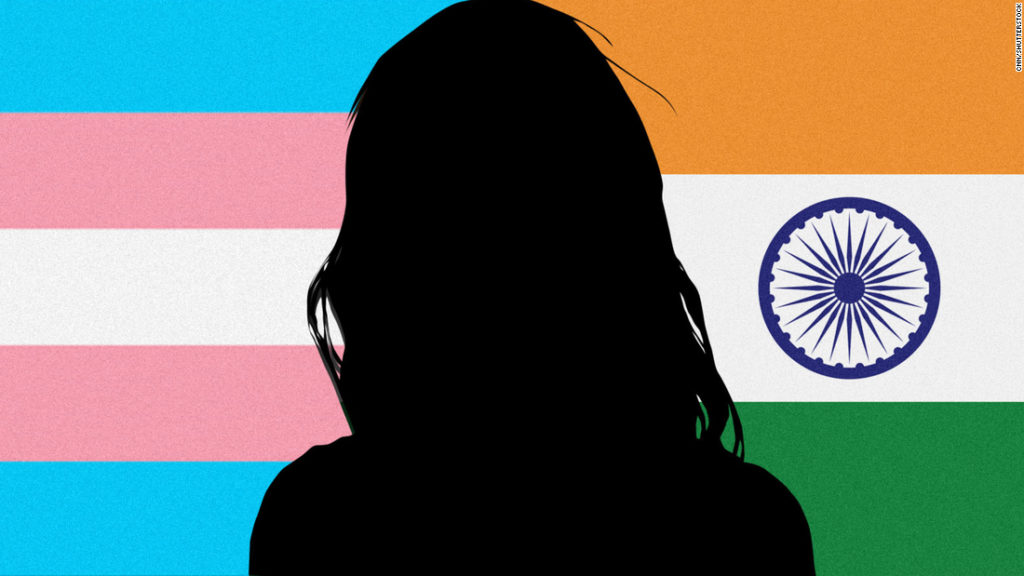 India's rape laws don't cover transgender people. They say it's putting them at risk