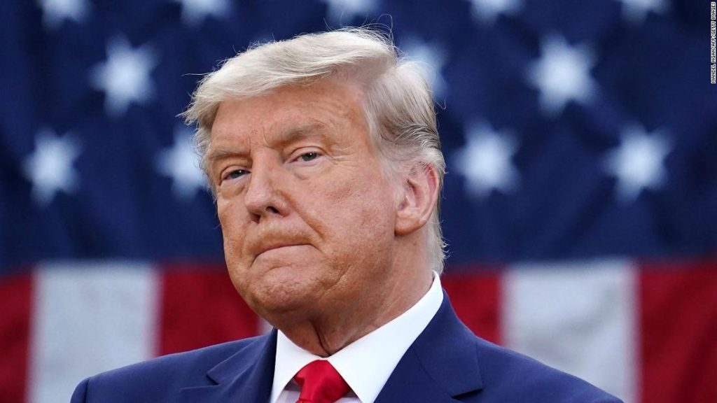 Trump asks Supreme Court to invalidate millions of votes in battleground states