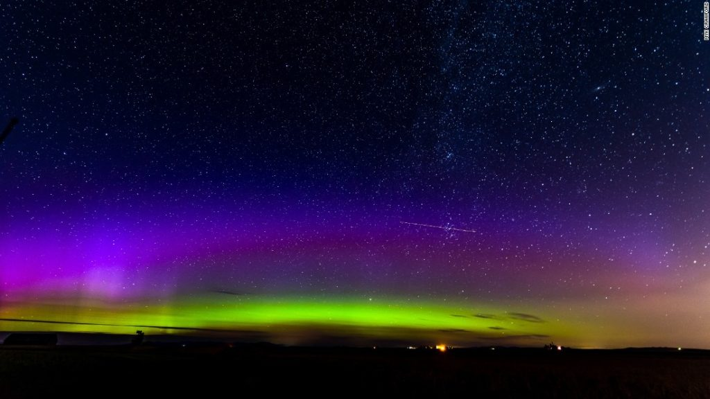 Northern lights should be visible in some northern United States