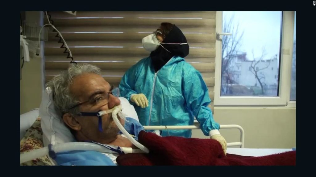 Coronavirus pandemic: Iran struggles with spike in cases amid US sanctions