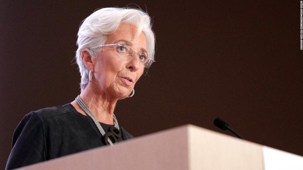 ECB unleashes $600 billion in new stimulus to prop up Europe's economy