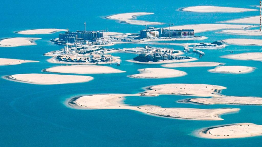 Dubai's Heart of Europe megaproject nears first stage completion