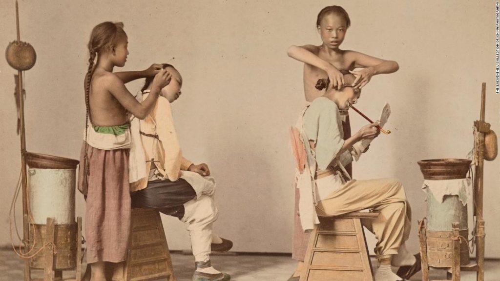 19th-century China: Rare photos at the dawn of photography