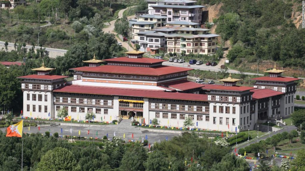 Bhutan parliament decriminalizes homosexuality, to delight of activists