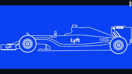 McLaren's branding from BAT's initiatives.