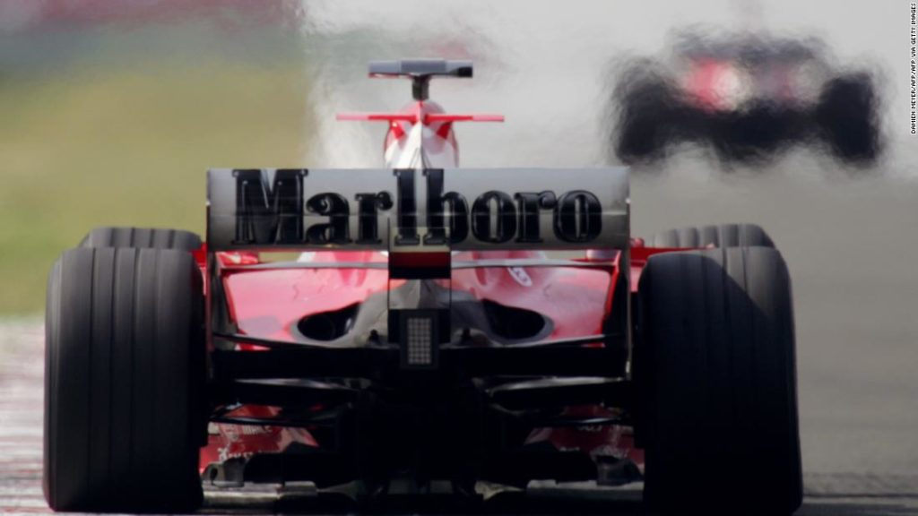 F1: Some motorsport teams remain addicted to tobacco company sponsorship deals, despite tobacco causing 8 million deaths each year