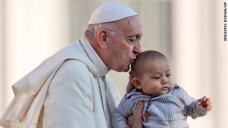 Pope compares having an abortion to hiring a hitman