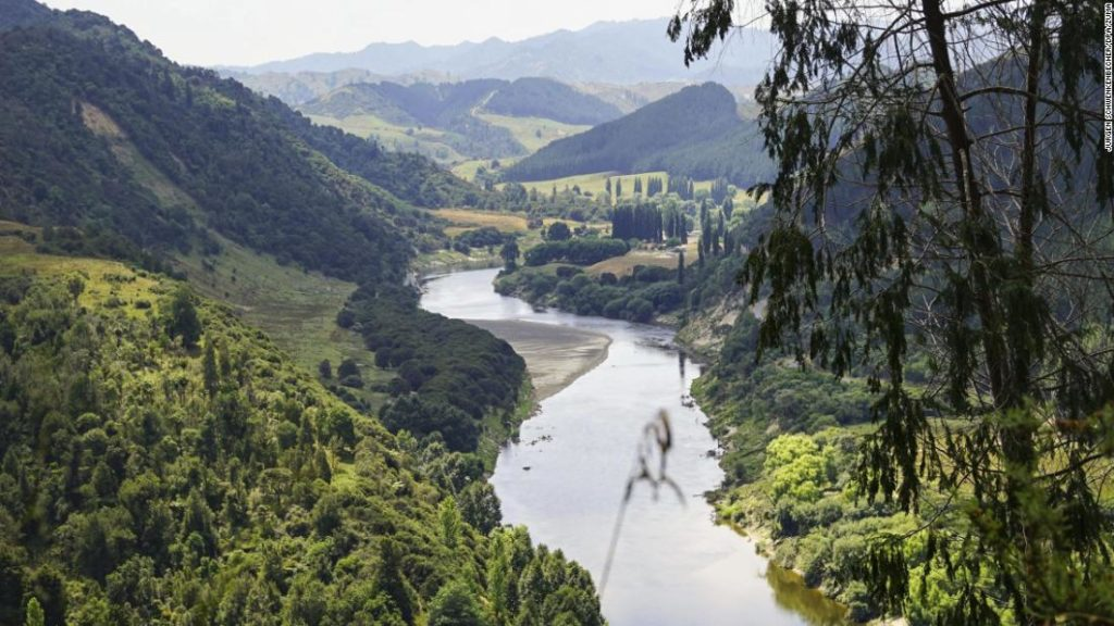How New Zealand's Whanganui River is legally a person