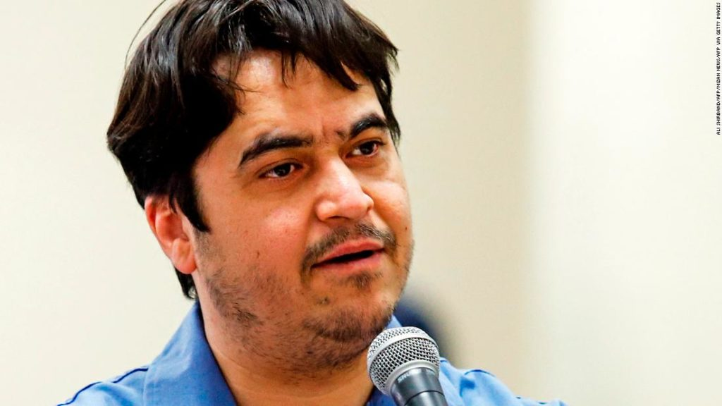 Iran executes dissident journalist, accusing him of inciting