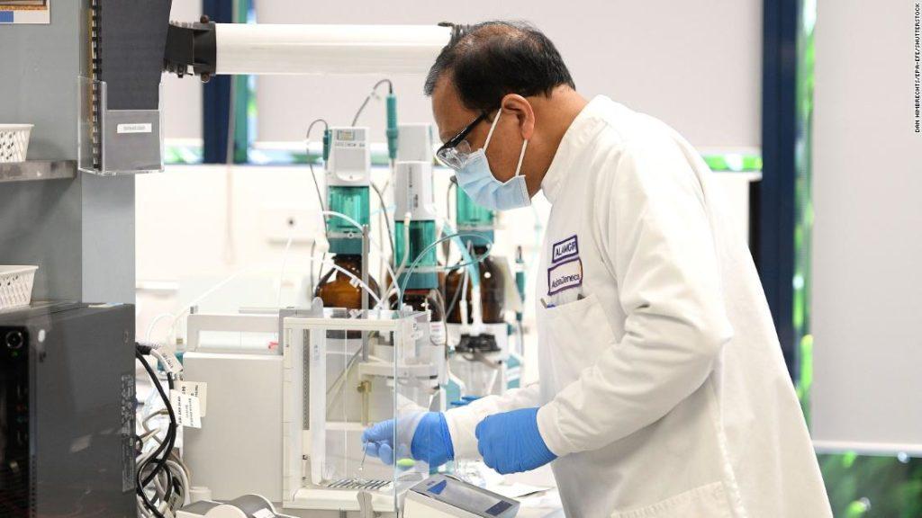 Alexion is bought by Covid-19 vaccine developer AstraZeneca for $39 billion