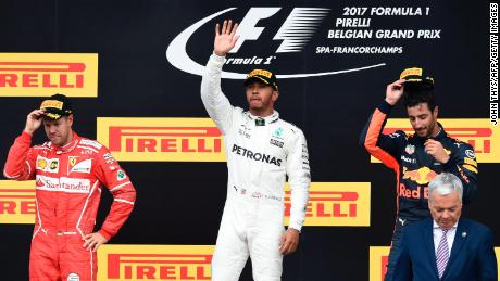 Vettel came up short going head-to-head with Lewis Hamilton in 2017 and 2018.