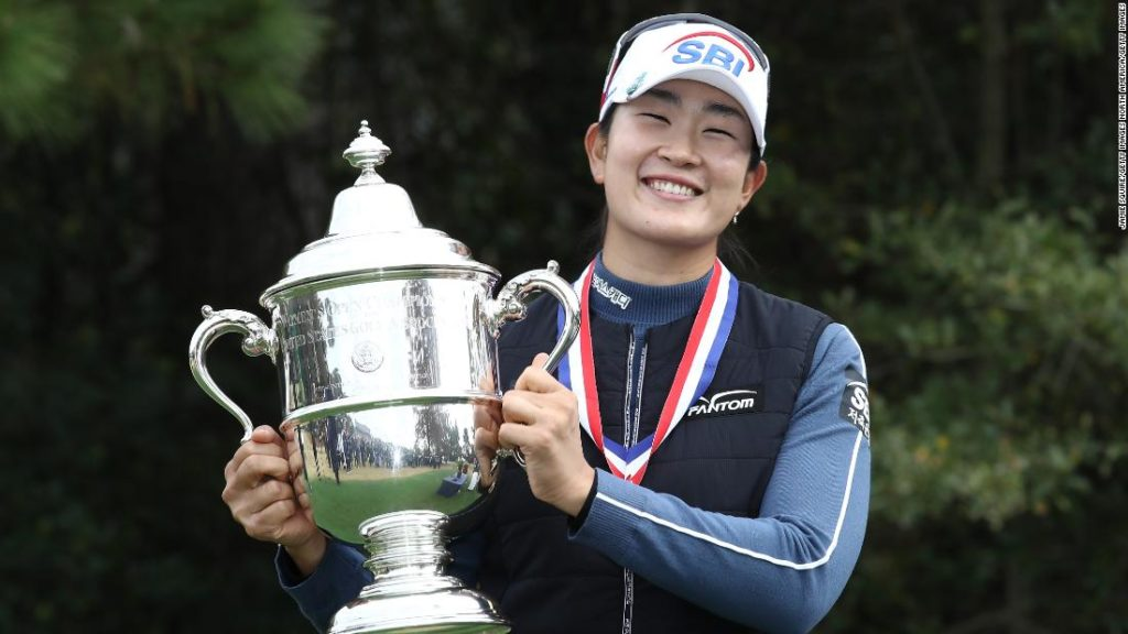 A-Lim Kim mounts incredible comeback to win the US Women's Open and clinch her first major