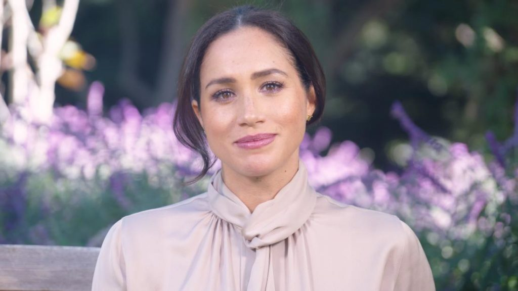 Meghan, The Duchess of Sussex honors communities responding to America's food crisis