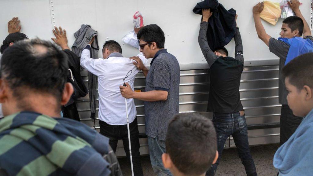Asylum agreement between US and El Salvador prepares to go into effect
