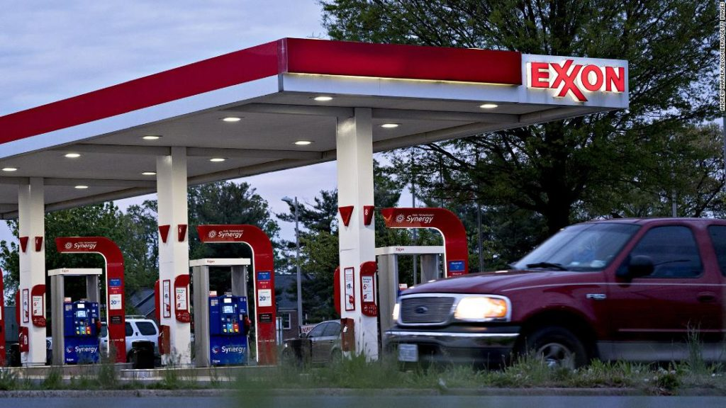 Exxon is in crisis. Angry shareholders are rebelling