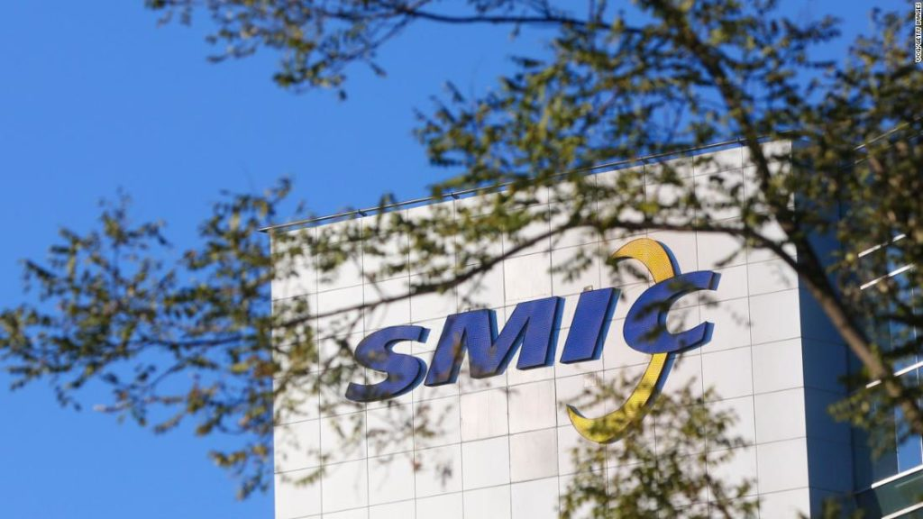 SMIC: Chaos at the top of China's biggest chipmaker