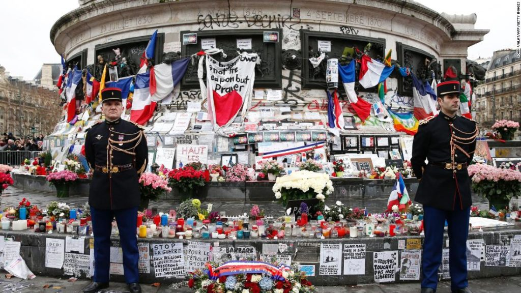 Charlie Hebdo trial: French court finds attacker accomplices guilty