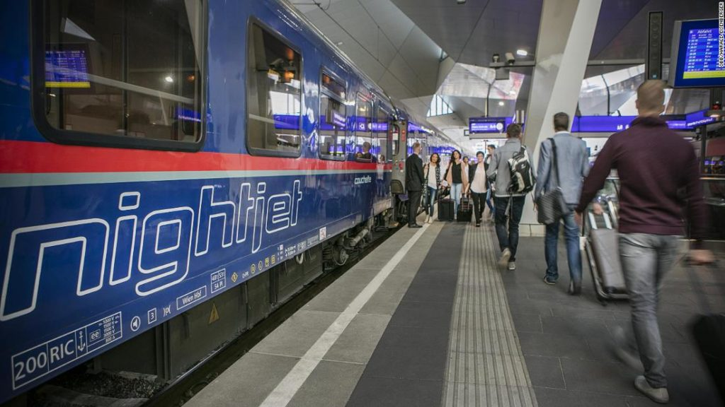 Europe's night trains are on track for a resurgence