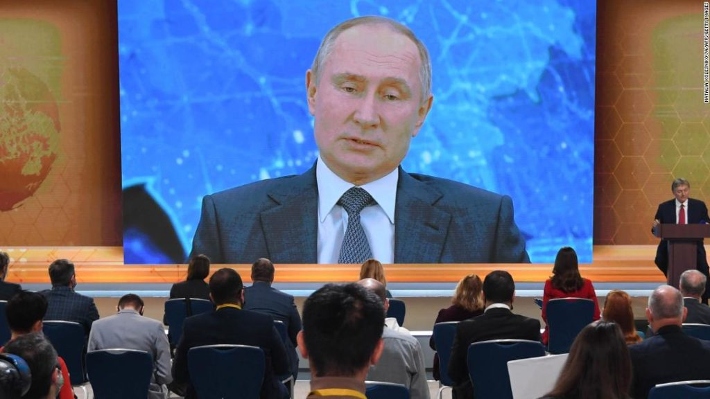 Vladmir Putin says if Russia wanted to kill opposition leader Navalny, it would have 'finished' the job