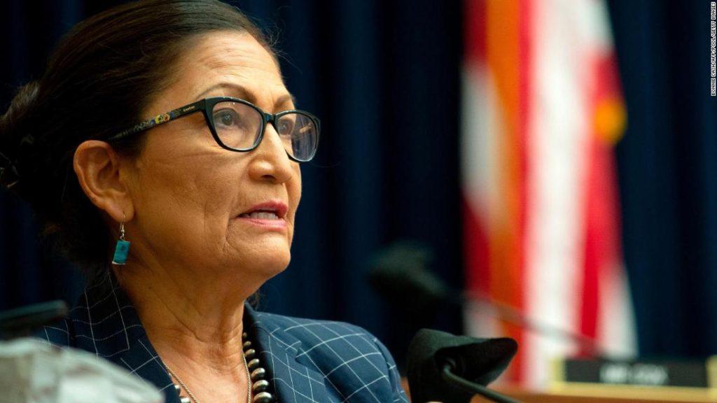 Biden to tap Deb Haaland as first Native American interior secretary