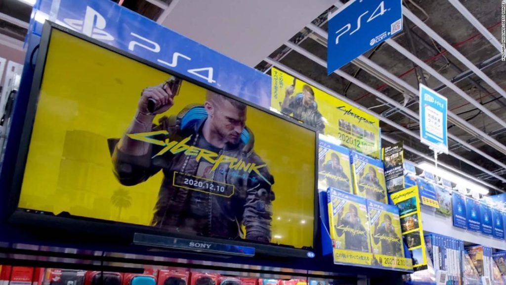Cyberpunk 2077: Sony pulls game from PlayStation Store