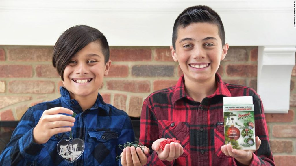 Two 12-year-old boys made $250,000 during the pandemic and are giving back to local animal
