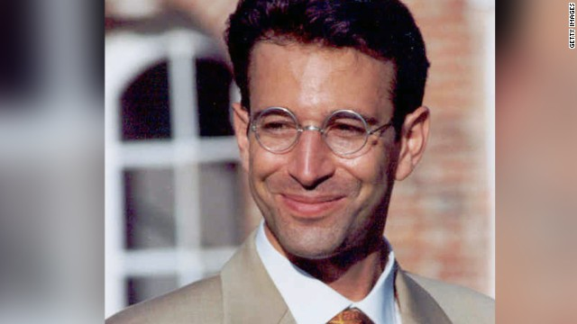 American journalist Daniel Pearl was murdered in Pakistan in 2002.