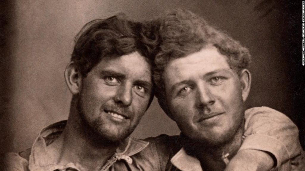 The story behind 'Loving: A Photographic History of Men in Love'