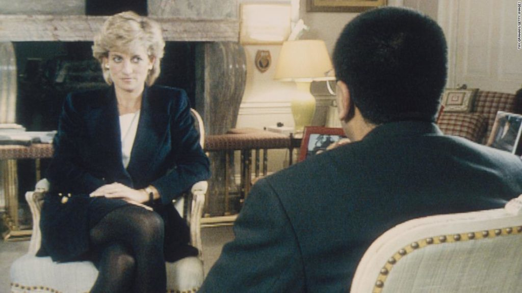BBC reopens 1995 Princess Diana interview investigation. 'It couldn't come at a worse time'