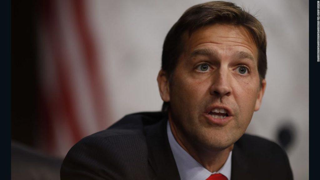 Ben Sasse: GOP senator slams Republicans who plan to delay certification of Joe Biden's win