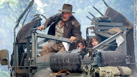 It's official: Harrison Ford will return in a fifth 'Indiana Jones' movie
