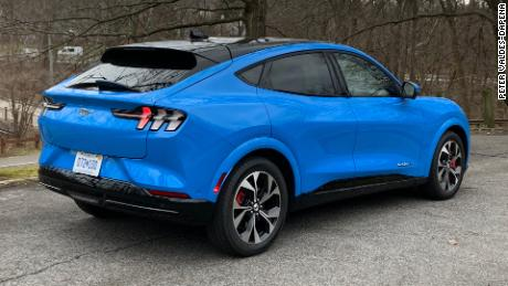 The Ford Mustang Mach-E provides respectable practicality while still being as enjoyable as a Mustang ought to be.