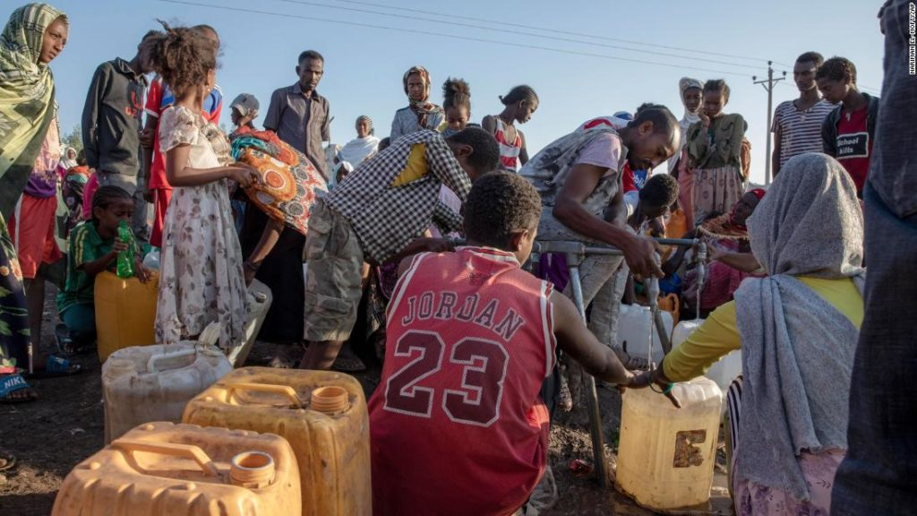 International Rescue Committee: The world's most vulnerable face conflict, Covid-19 and climate change in 2021, report says
