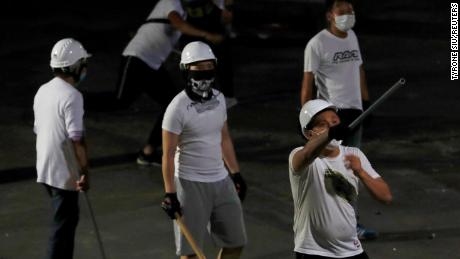 Fears of thugs-for-hire in Hong Kong after mob attack