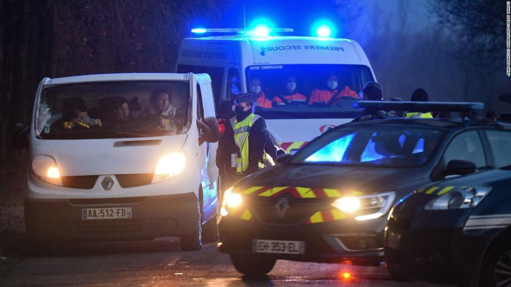 More than 2,000 attend illegal New Year's party in France, despite coronavirus restrictions