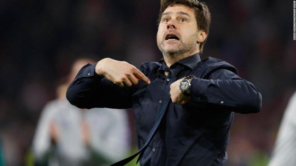 PSG appoints Mauricio Pochettino as new coach