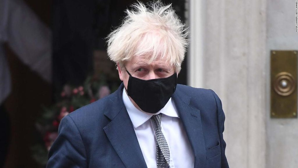 UK Prime Minister Boris Johnson 'reconciled' to tougher Covid-19 restrictions as cases soar