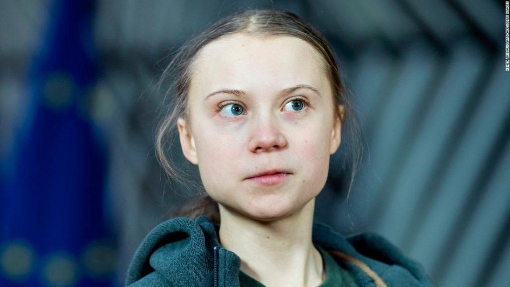 Greta Thunberg celebrates her 18th birthday with a snarky tweet