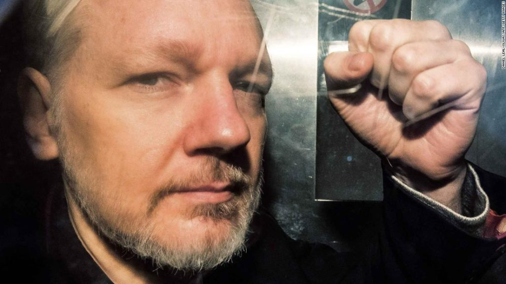 Julian Assange: US extradition request for Wikileaks founder rejected by UK judge