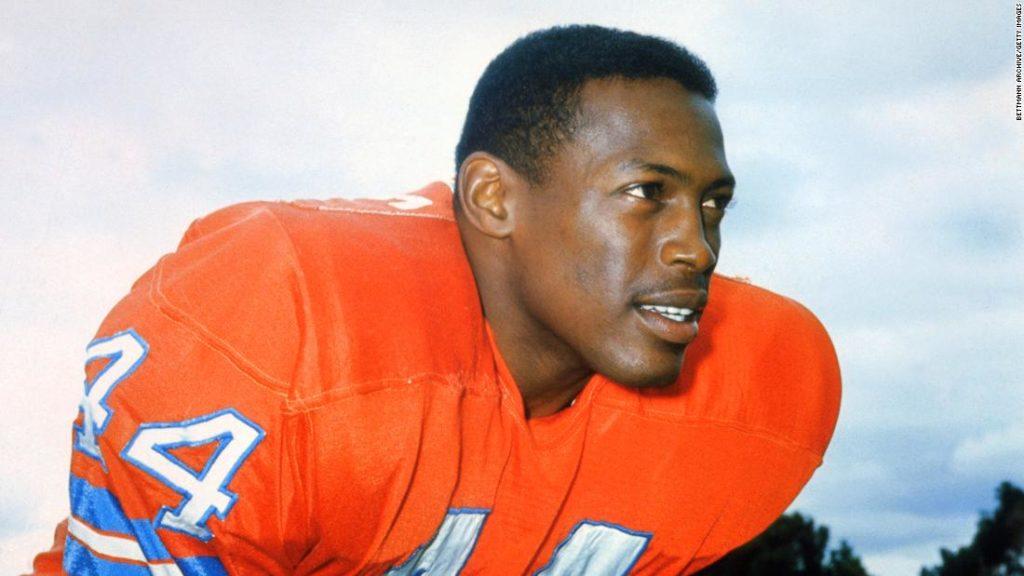 NFL legend Floyd Little dies at 78