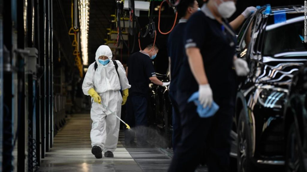 China's latest potential foreign culprit of coronavirus? Auto parts packaging