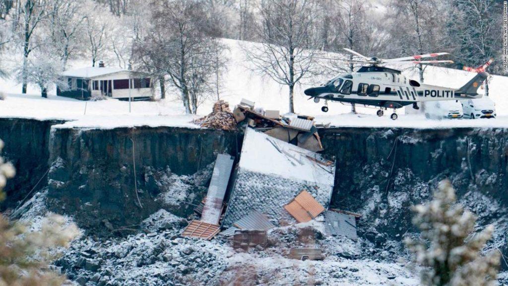 Norway ends rescue effort for survivors six days after landslide - Prime Minister